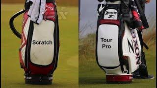 Scratch Golfer VS PGA Tour Pro, pt 1