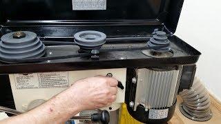 Drill Press Repair: Tension Lever