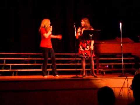 Friendship - Olivia Mitchell and Linnie Hostetler