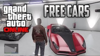 GTA 5 Online - How To Buy Any Car For Free! GTA Online Glitch! (GTA V Multiplayer)