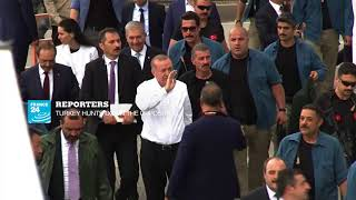 Reporters: Turkey Hunts Down the Opposition