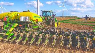 PLANTING Corn 2019   DB44 & Joker Cultivator