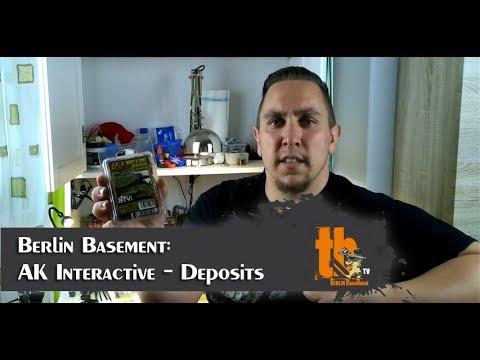 First Time: AK Interactive Deposits [BB #8]