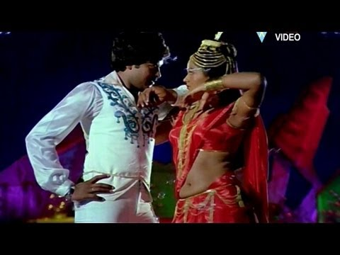 Donga Movie Songs - Andhama Ala - Chiranjeevi Radha