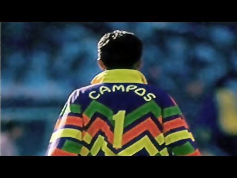 Jorge Campos ● Mexico's Greatest Goalkeeper ● Best Saves Compilation ● Mejores Atajadas