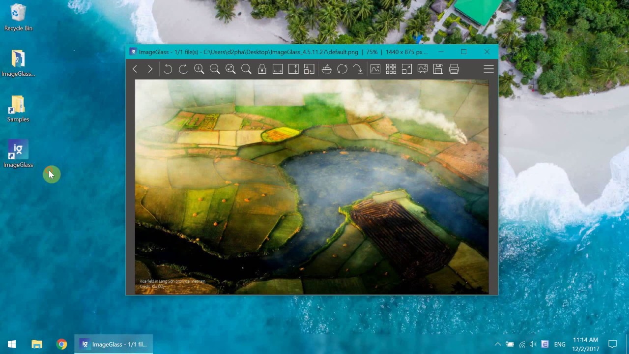 How to change the default photo viewer in Windows 10 to ImageGlass
