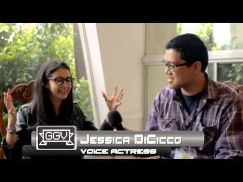 Anime Conji 2013 : Jessica DiCicco Interview