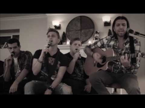 Please Come Home For Christmas by Bon Jovi (Fairchild Brothers Acoustic Cover)
