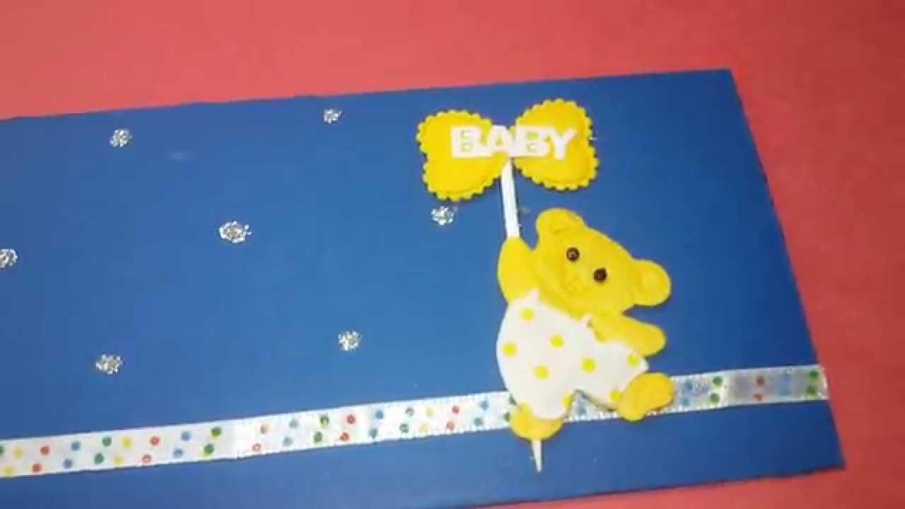 Card Making Envelope Ideas Part - 35: Diy Envelope Decorative Idea - YouTube