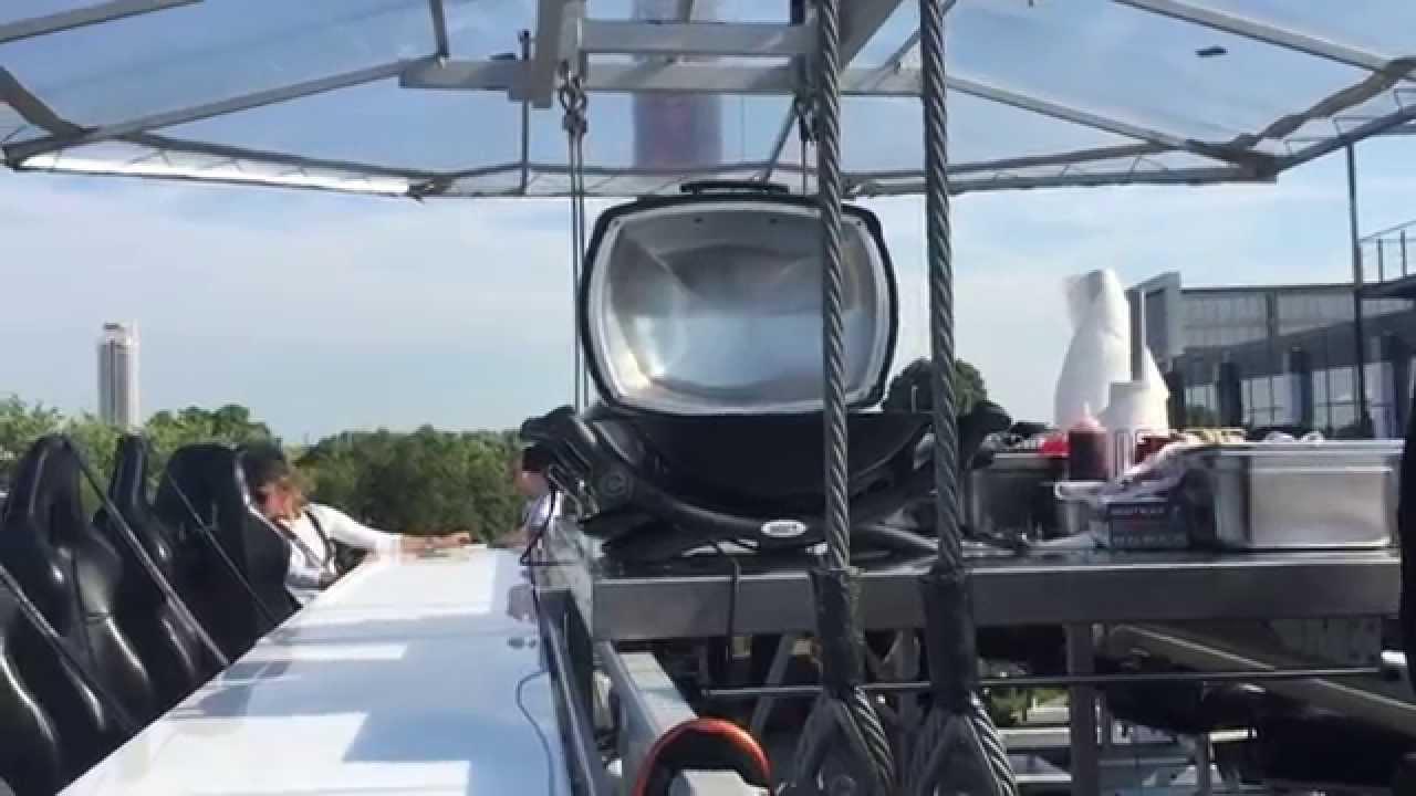 Weber Grilling in the Sky - spoga+gafa 2015 - YouTube