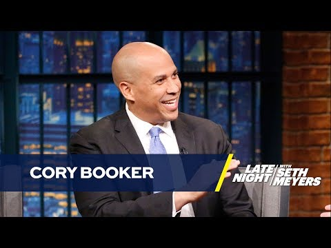 Download Youtube: Senator Cory Booker Is Very Concerned About Trump