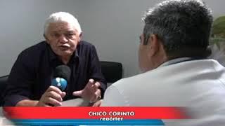 Dr Allan Roberto afirma que é pré-candidato a prefeito de Pedreiras- MA.