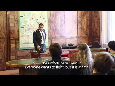 Jak by vypadalo, kdyby Česko napadlo Rusko - What if Czech Republic attacks Russia