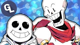 When Papyrus is Proud of Sans for Joining Smash Bros