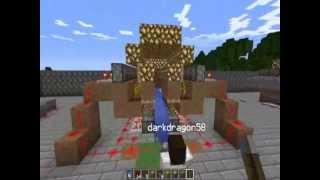 [REDSTONE]Tuto Minecraft pour  recolte de  melon auto