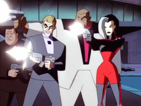 Batman Beyond stops Ten