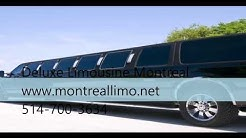 Best limousine in Montreal
