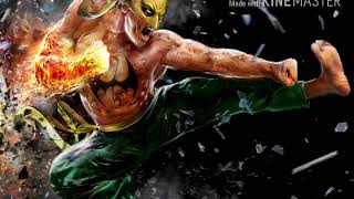 Be like iron fist from marvel cinematic universe