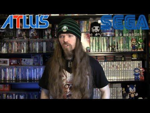 Atlus Bought by Sega