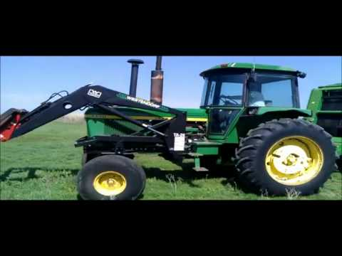 1977 John Deere 4430 tractor for sale | sold at auction April 25, 2012