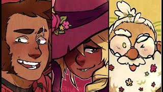 The Adventure Zone - THB: Magnus, Taako, And Merle [speedpaint]
