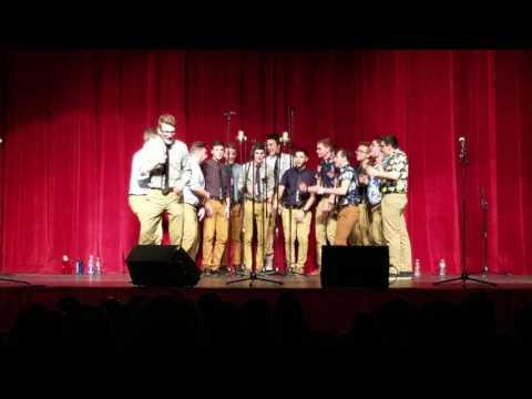 Billy Joel Medley - Southside Boys April 2017