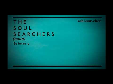 Paul Weller - The Soul Searchers (Lyric Video)