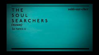 Paul Weller - The Soul Searchers (Lyric Video)