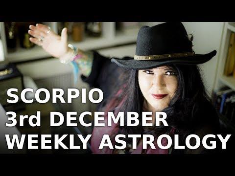 scorpio weekly horoscope 4 december 2019 by michele knight