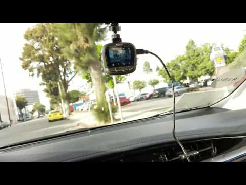 Cobra CDR-895D Dash Camera Overview