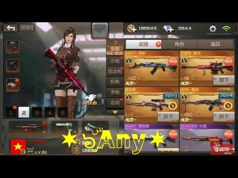 [Cf Mobile]Thánh Hack Kim Cương Quay AK-47 Tranfomers