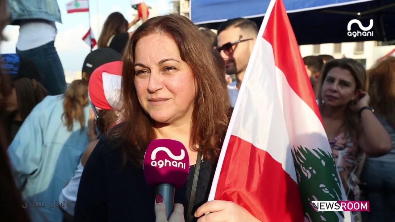 كلوديا مرشليان: دعوتنا إلى الثورة ضد الطبقة الحاكمة ليست جديدة.. وأنا فخورة بأبناء بلدي!