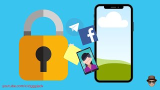 How to Lock & Hide Apps in iOS 14!.