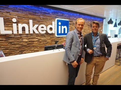 Head of Marketing Linkedin BeNeLux: Marcel Molenaar in gesprek met Jelle Drijver