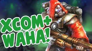 XCOM + WARHAMMER 40000 = MECHANICUS!