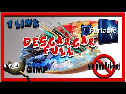 Tutorial: Descargar e instalar Photoshop CS6 y GIMP