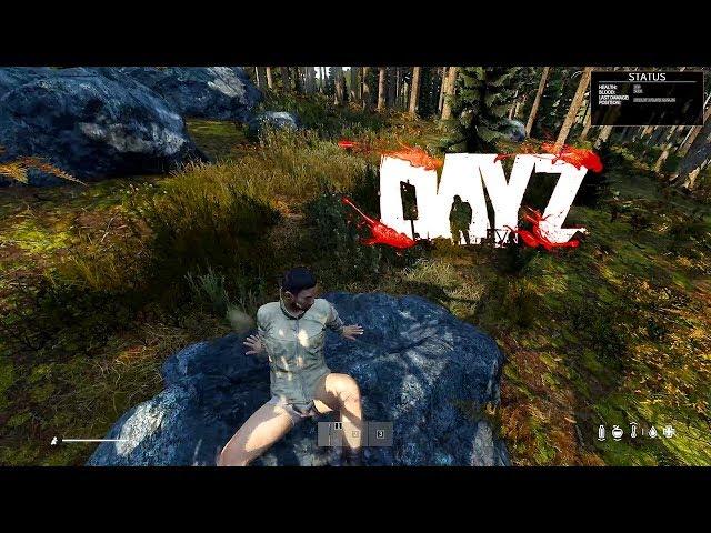 DayZ丨不小心穿越到了世界末日🔫沒想到倖存者們都是人才❗