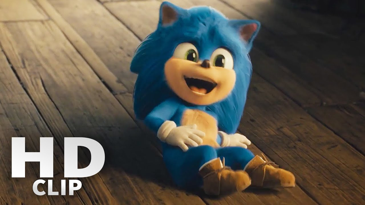 Sonic The Hedgehog Opening Scene Youtube
