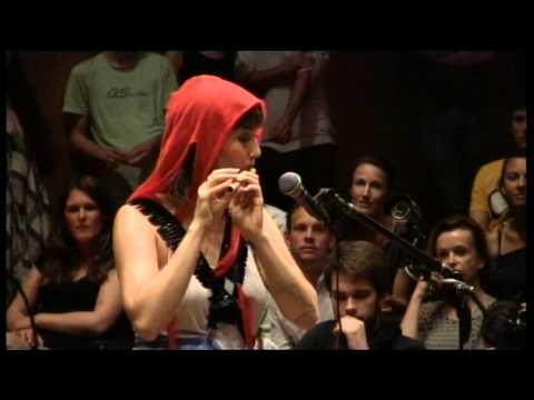 CocoRosie und das ORF RadioSymphonieorchesterWien--After The Afterlife--FM4 RadioSession(18.06.2013)