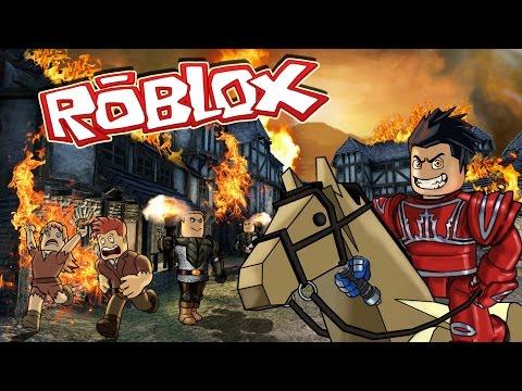 Roblox | MEDIEVAL KINGDOM WARS - Imperium Roblox! (Roblox Castle Creator)