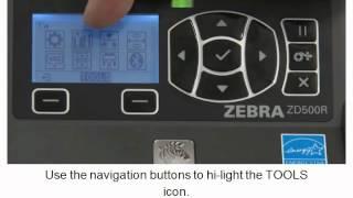 Gambar cover Zebra ZD500 Series: Media Calibration