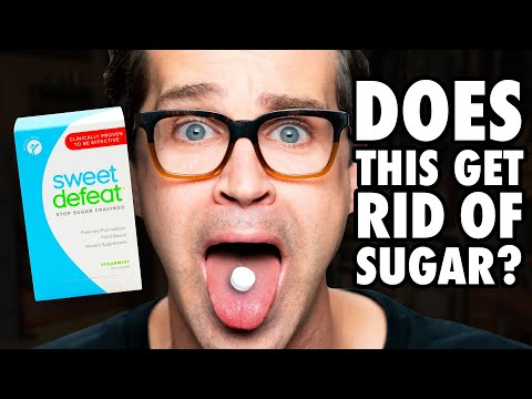 Can This Pill Take The Sugar Out Of Sweet Food?