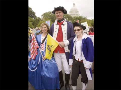 Tea Party March On Washington