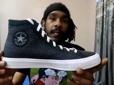 Converse Chuck2 Flyknit Review + On Feet - YouTube ca945da90