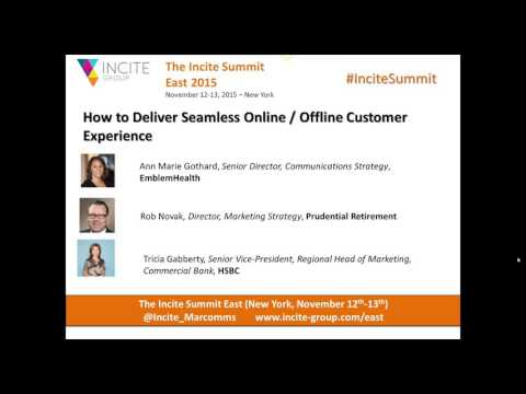 How to deliver a seamless online offline customer experience