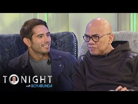 TWBA: Gerald admits that he is a sucker for tisays