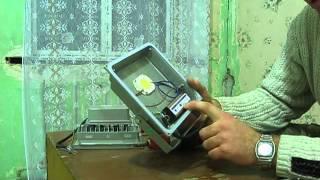 Обзор светодиодных  прожекторов на  20 Вт(Сравнение 2х прожекторов одного производителя, в разных корпусах., 2013-10-15T18:34:52.000Z)