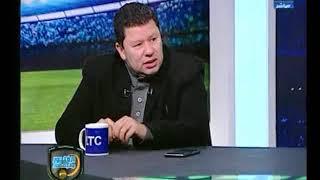 رضا عبد العال: مرتضى منصور أفضل رئيس نادي في مصر