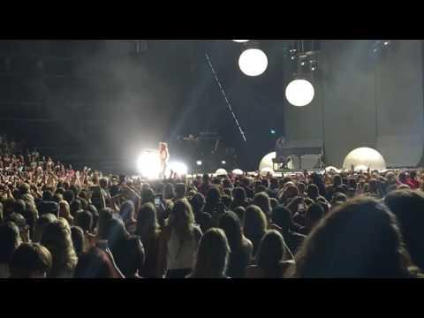 Selena Gomez Concert in The Palace of Auburn Hills Michigan