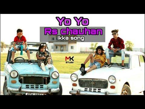 YoYo - RS Chauhan Feat IKKA || Song || Ishu Divyansh Payal Kunal || Music Video || Mk Studio